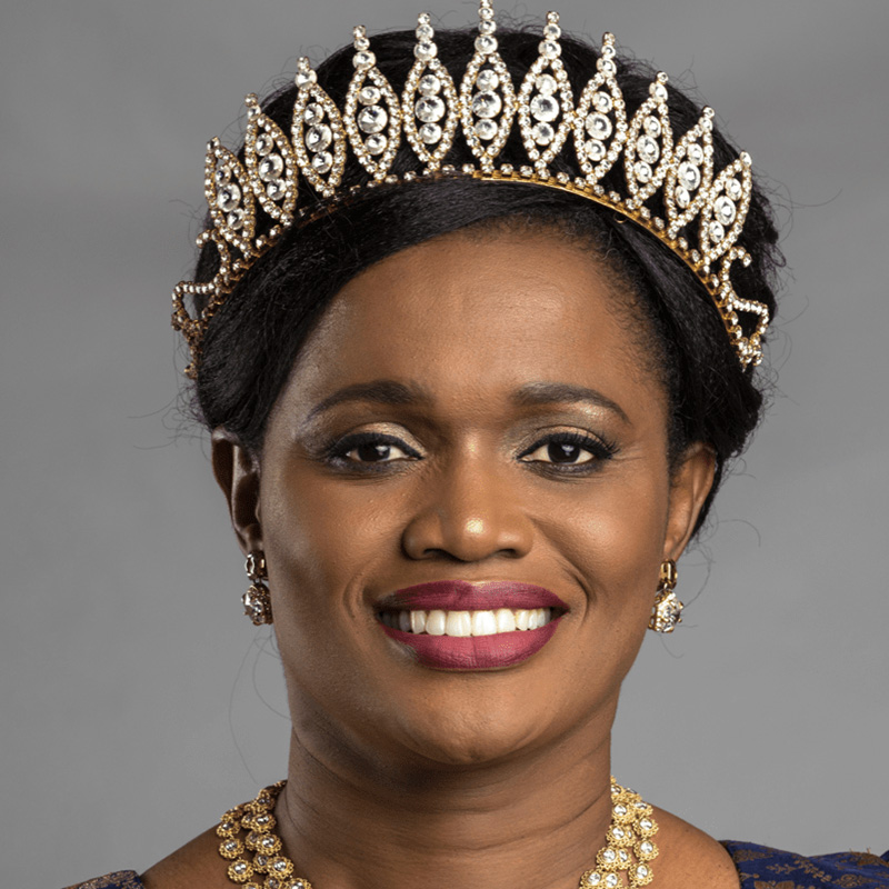 HRH The Nnabagereka, Sylvia Nagginda