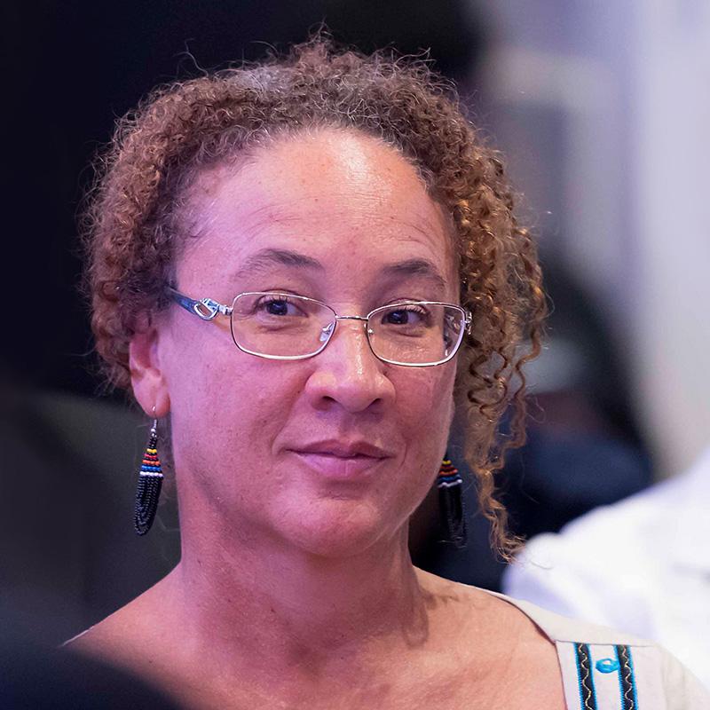 Professor Bettina Ng'weno