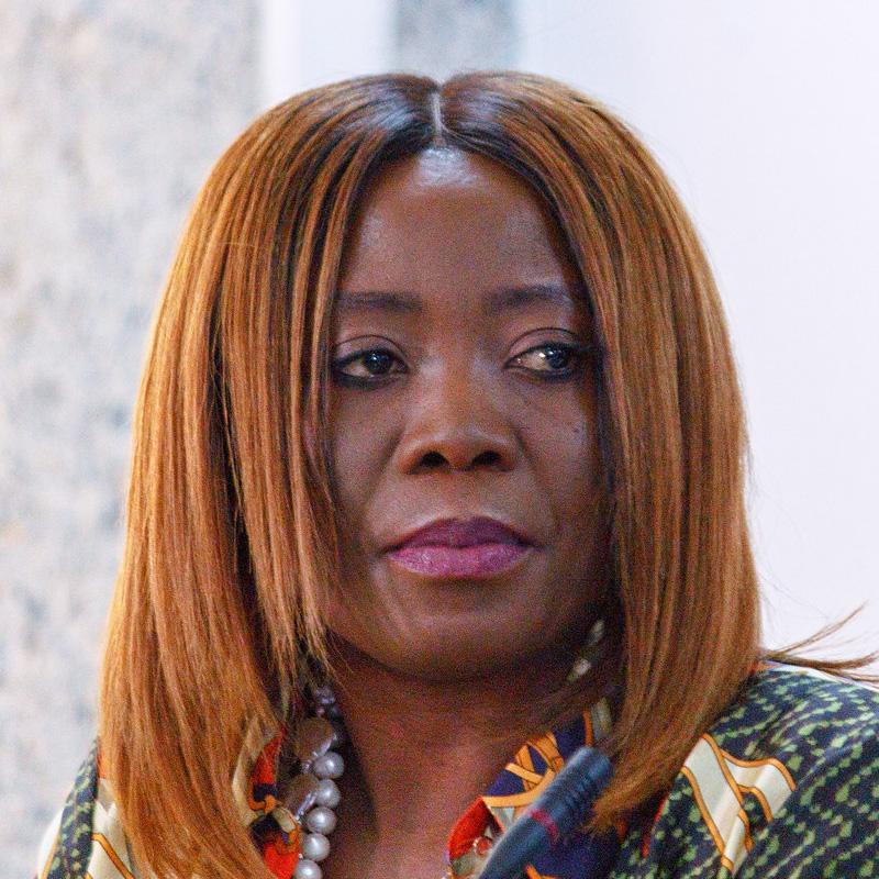 Ms Thandie Mwape Villadsen
