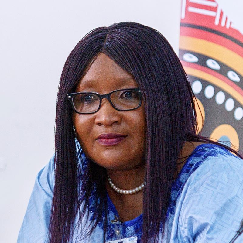 Dr Rose Mwebaza