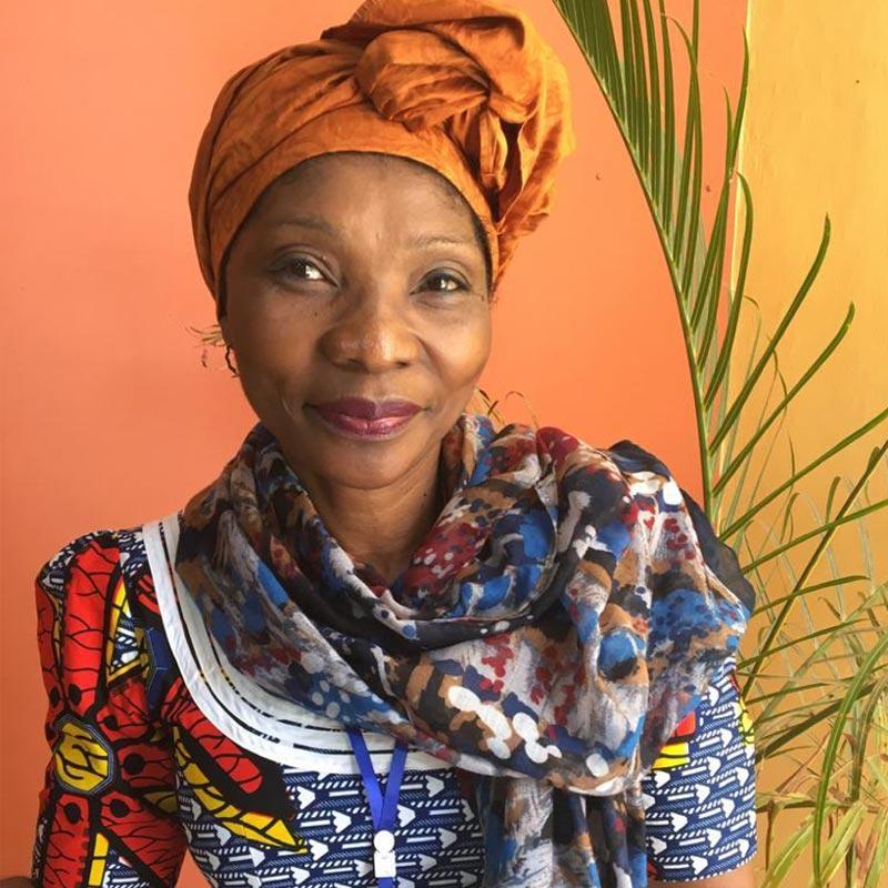 Ms Cécile Ndjebet