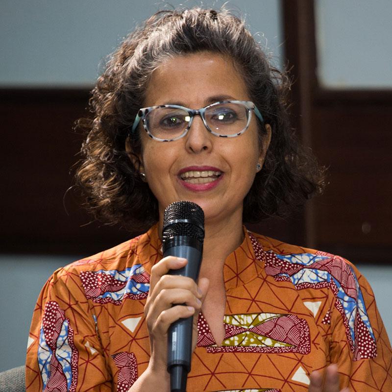 Ms Nora Berrahmouni