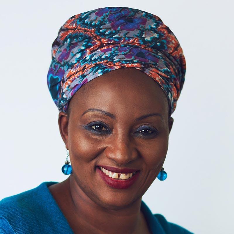 Dr Sheila Ochugboju